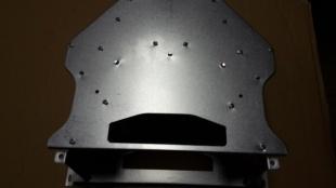 Junkers ZW 20 KD áramlásbitosító deflektor