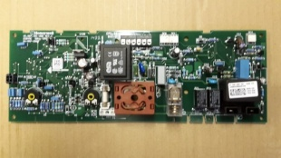 Junkers ZW 23-1 KE panel