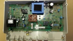 Junkers ZS 23 KE panel